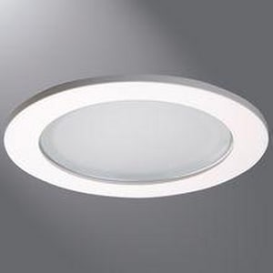 Halo Lighting 35 W PAR30 Shower Trim in White H5051PS