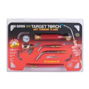 Goss Target™ Snap-In Acetylene Target Torch Kit GKX4B
