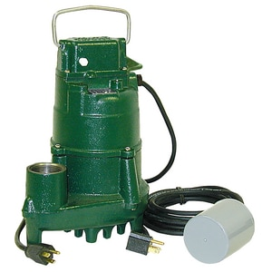 Zoeller Effluent/Sewage Pumps