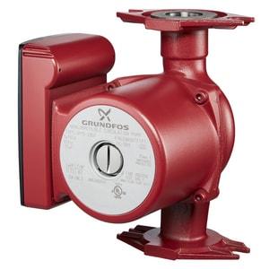 Grundfos UP UP15-10BUC5 1/25 hp 145 psi Circulator Pump G59896225
