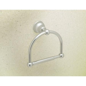 Rohl Cisal 6-1/4 in. Wall Mount Toilet Tissue Holder RCIS16
