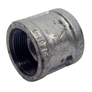 Threaded 150# Galvanized Malleable Iron Coupling IGC