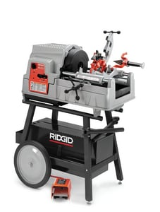 Ridgid 115V Automatic Threading Machine Only R91142