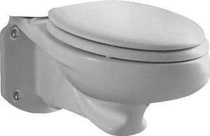 American Standard Glenwall® Elongated Toilet Bowl A3402016