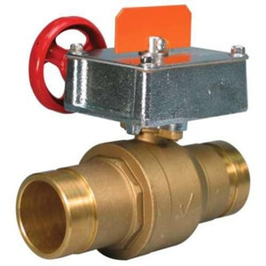 Victaulic FireLock® Weatherproof Threaded Ball Valve VV728CT0