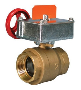 Victaulic Grooved Ball Valve with Proof VV728CT1