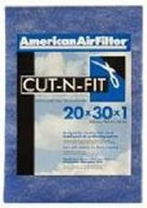 American Air Filter Cut-N-Fit 20 x 30 x 1 in. Hog Hair Roll A383716601