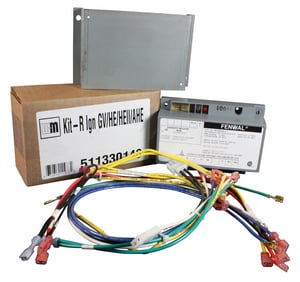 Weil Mclain Combination Igniter Sensing Control Kit for Weil Mclain 05-21 to 2465H Fenwall W510811476