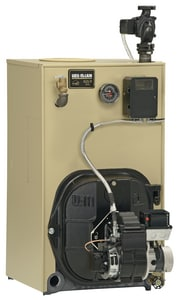 Weil Mclain WGO™ Series 3 20-1/4 in. Oil Water Boiler W386700830