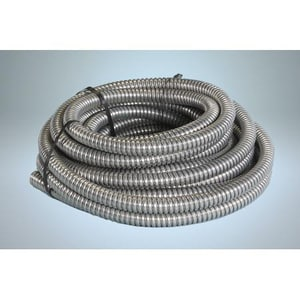 Omega Flex 50 ft. Flop Steel Conduit Pipe OFGPFPY50050