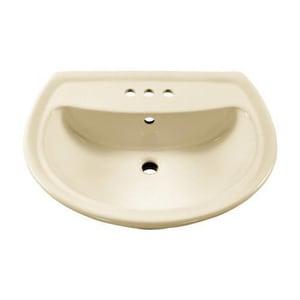 American Standard Cadet™ Vitreous China Pedestal Sink A0236004