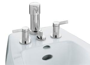 Kohler Stillness® Double Lever Handle Bidet Faucet K960-4