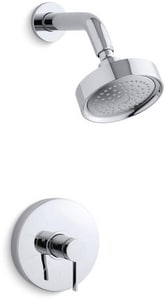 Kohler Stillness® Pressure Balancing Shower Trim with Lever Handle KT949-4