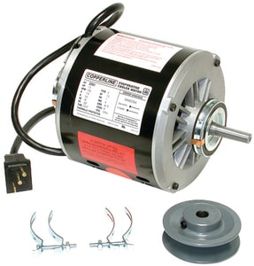 Dial Manufacturing 1/2 hp 1-Speed Cooler Motor Kit D2545