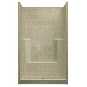 Aquarius Industries Millennia Collection 60 x 36 in. Shower AM4836SHTILE