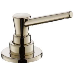 Delta Faucet Waterfall® Deckmount Soap and Lotion Dispenser DRP1001