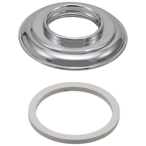 Delta Faucet Base with Gasket DRP34832