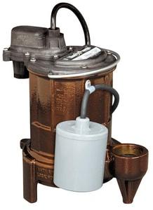 Liberty Pumps 115V Automatic Effluent Submersible Pump L253
