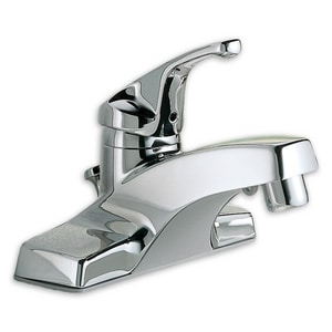 American Standard Colony® 2.2 gpm 3-Hole Centerset Bathroom Faucet with Single Lever Handle A2175202