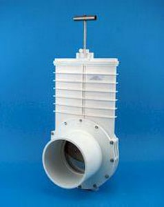 Valterra Products PVC Slip Sliding Gate Valve V601