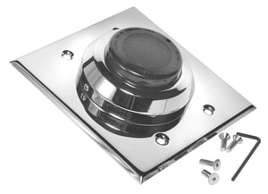 Sloan Valve Button Assembly in Polished Chrome S0305163