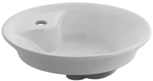 American Standard Morning Above™ 1-Hole Above-Counter Round Lavatory Sink A0670312