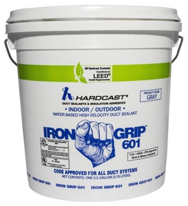 Hardcast Iron-Grip® 601 Duct Sealant in Gray HAR304135