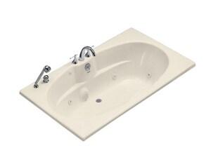 Kohler ProFlex® 72 x 42 in. Drop-In Whirlpool with Reversible Drain K1131
