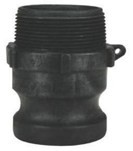 Dixon Valve & Coupling MIP x Male Plastic Quick Change Adapter DPPF