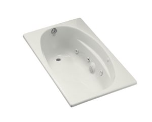 Kohler Proflex® 34 x 60 in. Tub and Shower with Left Hand Drain K1139-H