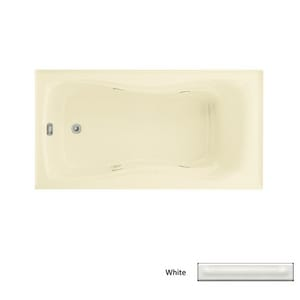 Kohler Hourglass® 60 x 32 in. Bathtub with End Drain K1209-H