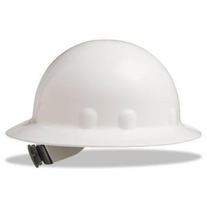 Fibre Metal Products Hard Hat with 3-R Rat Headband FE1RWWE