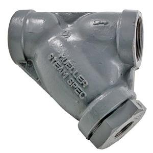 Mueller Steam Specialty 600# Carbon Steel Threaded Mesh Wye Strainer M581CS