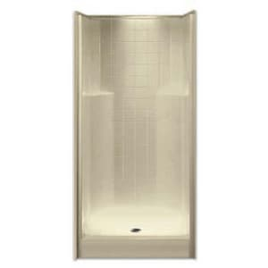 Aquarius Industries Luxury 36 x 36 in. Shower AG3679SHTILEC