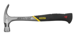 Stanley Antivibe Rip Claw Hammer S51942
