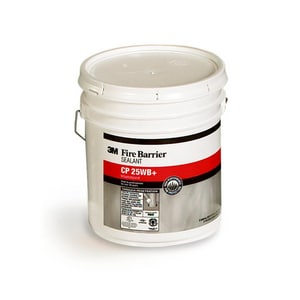 3M 5 gal. Water Base Caulk Pail 3M05111511640