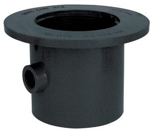 Sioux Chief Slab-Grab® 2 in. ABS Flange Adapter with Trap Primer S84282AT
