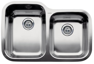 Blanco America Supreme™ Undermount Sink Polished Satin B440234
