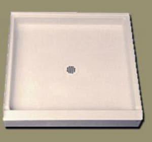 Florestone Saflor® 36 x 36 in. Shower Base F36361BI