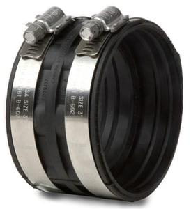 Anaco Rigid Quik™ Slip-On Straight PVC Coupling A60