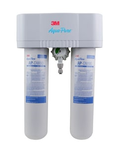 3M Purification Aqua-Pure™ Faucet Motor Drinking Water Filtration System in White 3MAPDWS1000LF