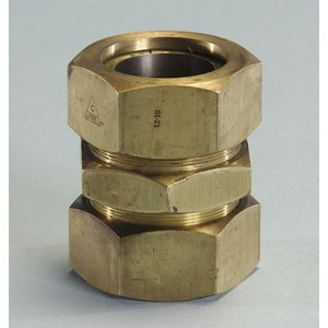 Omega Flex IPS Brass Coupling OFGPCPLG