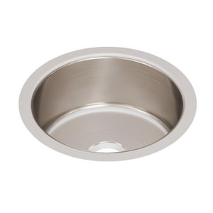 Elkay The Mystic® Undermount Sink in Lustrous Highlighted Satin EELUH12FB