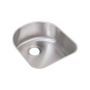 Elkay Harmony™ No-Hole Single Basin Bar Sink EELUH1716