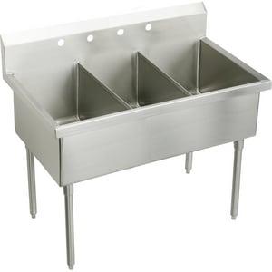 Elkay Weldbilt® Scullery Sink EWNSF8354