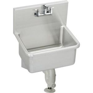 Elkay Wall Service Sink EESSB2520C
