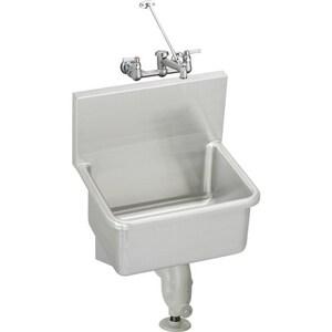 Elkay Wall Series Sink Complete EESSW2520C