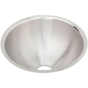 Elkay The Mystic® 9 in. Round Undercounter Sink EELUH9