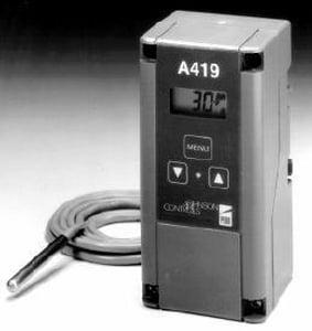 Johnson Controls Temperature Control Heat & Cool with Sensor JA419