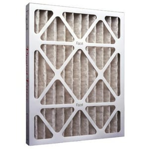 Clarcor Air Filtration Products 20 in. Pleated Air Filter C526740218